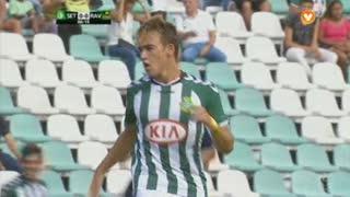 Vitória FC, Jogada, André Horta aos 6'