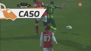 CD Tondela, Caso, Nathan Junior aos 65'