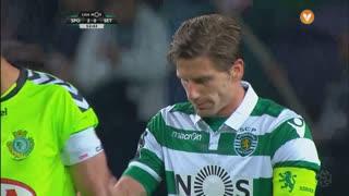 Sporting CP, Jogada, Adrien Silva aos 53'