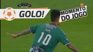 GOLO! Vitória FC, Hyun-Jun Suk aos 4', Vitória FC 1-0 SC Braga
