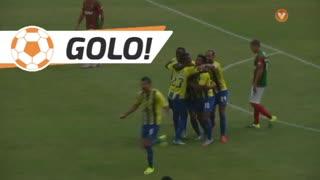 GOLO! U. Madeira, Breitner aos 28', U. Madeira 1-0 Marítimo M.