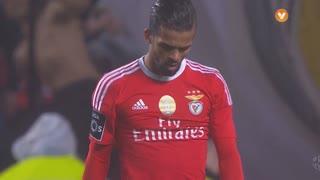SL Benfica, Jogada, M. Carcela aos 73'
