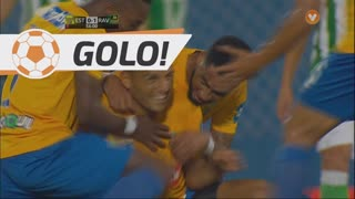 GOLO! Estoril Praia, Diego Carlos aos 56', Estoril Praia 1-1 Rio Ave FC