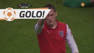 GOLO! SC Braga, N. Stojiljković aos 47', SC Braga 2-0 CD Tondela