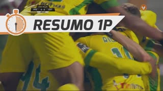Resultado ao Intervalo – P. Ferreira 1-0 Estoril