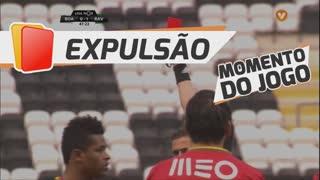 Rio Ave FC, Expulsão, Pedro Moreira aos 48'