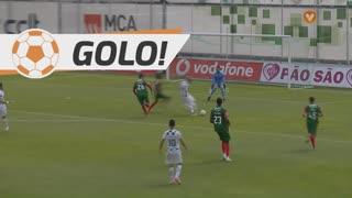 GOLO! Moreirense FC, Rafael Martins aos 20', Moreirense FC 1-0 Marítimo M.