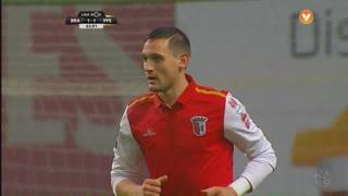 SC Braga, Jogada, N. Stojiljković aos 62'