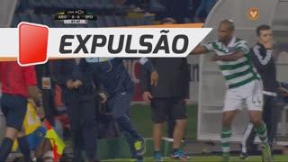 Sporting CP, Expulsão, Naldo aos 88'