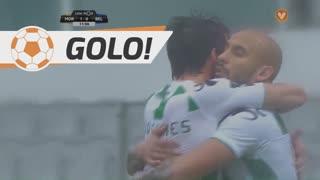 GOLO! Moreirense FC, Rafael Martins aos 11', Moreirense FC 1-0 Os Belenenses