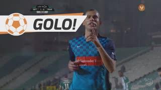 GOLO! Marítimo M., Fransérgio aos 71', Vitória FC 1-1 Marítimo M.