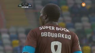 FC Porto, Jogada, Aboubakar aos 45'+1'