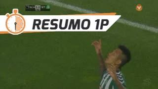 I Liga (2ªJ): Resumo A. Académica 0-4 Vitória FC