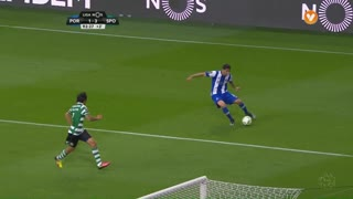 FC Porto, Jogada, José Ángel aos 90'+2'