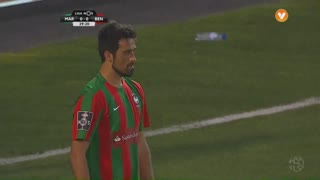 SL Benfica, Jogada, M. Carcela aos 30'