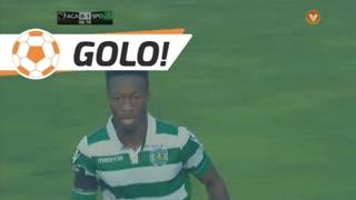 GOLO! Sporting CP, Carlos Mané aos 6', A. Académica 0-1 Sporting CP