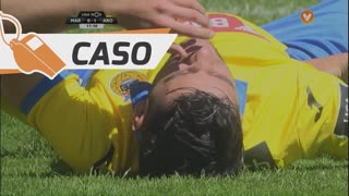 FC Arouca, Caso, Ivo Rodrigues aos 11'