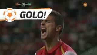 GOLO! SC Braga, Rui Fonte aos 89', SC Braga 5-1 Marítimo M.
