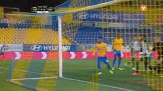 Vitória FC, Jogada, Arnold aos 19'