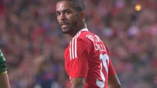 SL Benfica, Jogada, M. Carcela aos 74'
