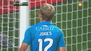 Sporting CP, Jogada, Carrillo aos 90'