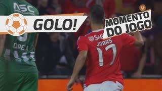 GOLO! SL Benfica, Jonas aos 81', SL Benfica 2-1 Rio Ave FC