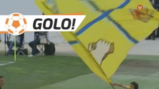GOLO! Estoril Praia, Gerso Fernandes aos 67', Estoril Praia 1-0 Moreirense FC