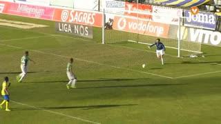 FC Arouca, Jogada, Walter González aos 57'