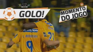 GOLO! Estoril Praia, Léo Bonatini aos 15', Estoril Praia 1-0 Vitória FC