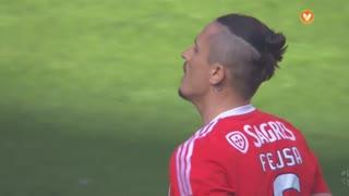 SL Benfica, Jogada, Fejsa aos 3'
