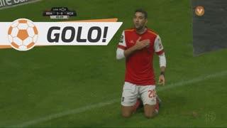 GOLO! SC Braga, Hassan aos 85', SC Braga 3-0 A. Académica
