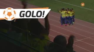 GOLO! U. Madeira, Élio Martins aos 48', U. Madeira 2-0 Marítimo M.