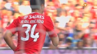 SL Benfica, Jogada, André Almeida aos 18'