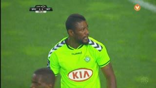 Vitória FC, Jogada, Arnold aos 10'