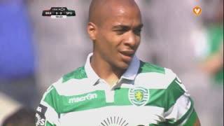 Sporting CP, Jogada, João Mário aos 10'