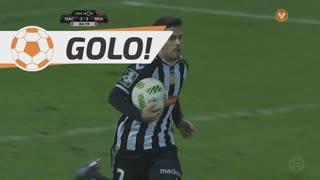 GOLO! CD Nacional, Salvador Agra aos 85', CD Nacional 2-3 SC Braga