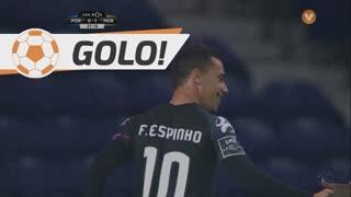 GOLO! Moreirense FC, Fábio Espinho aos 28', FC Porto 0-2 Moreirense FC