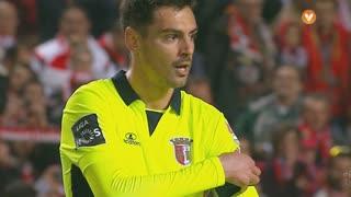 SC Braga, Jogada, André Pinto aos 35'