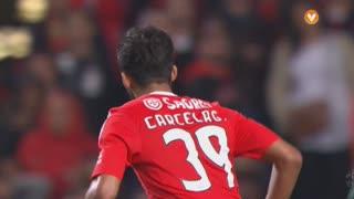 SL Benfica, Jogada, M. Carcela aos 87'
