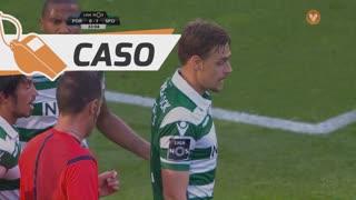 FC Porto, Caso, Brahimi aos 34'