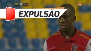 SC Braga, Expulsão, W. Boly aos 80'