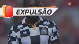 Boavista FC, Expulsão, Idris aos 90'+3'
