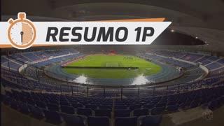 I Liga (8ªJ): Resumo Belenenses 1-0 U. Madeira