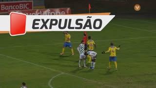 FC Arouca, Expulsão, Nuno Coelho aos 90'+2'