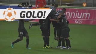 GOLO! Vitória SC, Danielson (p.b.) aos 42', Moreirense FC 1-3 Vitória SC