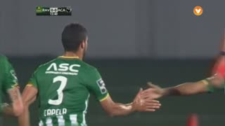 Rio Ave FC, Jogada, Aníbal Capela aos 14'