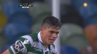 Sporting CP, Jogada, J. Silva aos 71'