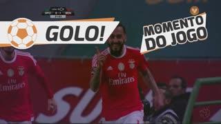 GOLO! SL Benfica, K. Mitroglou aos 20', Sporting CP 0-1 SL Benfica