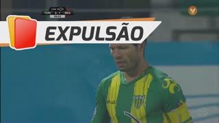 CD Tondela, Expulsão, Kaká aos 85'