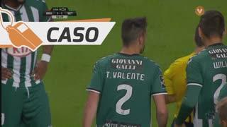 SC Braga, Caso, Josue aos 51'